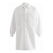 Unisex Knee Length Lab Coat