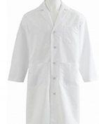 Ladies Lab Coat W/ Back-Belt