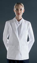 medline ladies' consultation coat